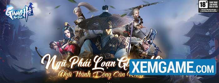 Giang Hồ Ngũ Tuyệt VTC Mobile | XEMGAME.COM