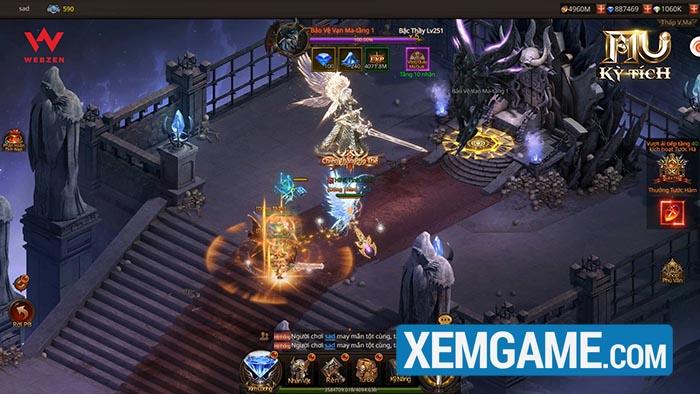 MU Kỳ Tích Funtap   XEMGAME.COM