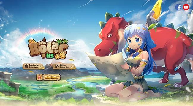 Bộ Lạc H5 – tựa game thuần hóa thú đấu pet độc lạ về Việt Nam