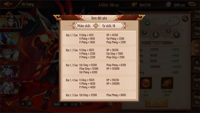 Tân OMG3Q VNG đặt ra bài toán khó cho game thủ: Tăng Kim hay Đột Phá?