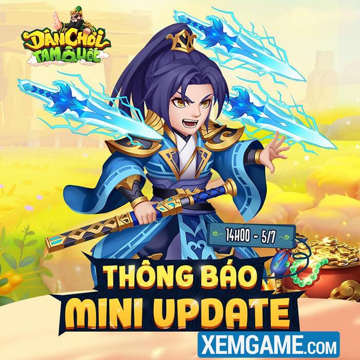 """Kim Thú Thần Binh chính thức cập bến, các Dân Chơi Tam Quốc nhận ngay chuỗi sự kiện """"xịn sò"""""""