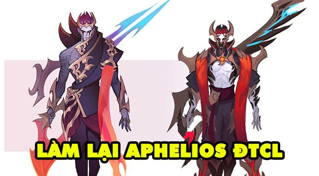 Đấu Trường Chân Lý: Mãi gần đến cập nhật giữa mùa 5, Riot Games mới chỉnh sửa cho Aphelios