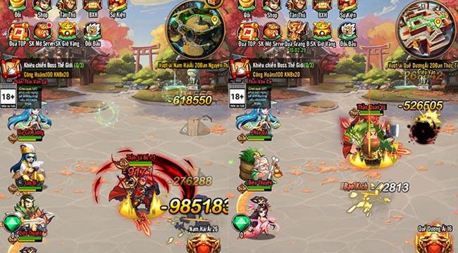 Game thủ nhận xét gì về Chiu Chiu Tam Quốc – tựa game 3Q độc lạ vừa ra mắt?