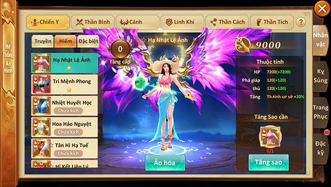 """Người chơi Tam Sinh Kiếp sẽ bị """"hút hồn"""" bởi gameplay tiên kiếm hiệp kinh điển"""