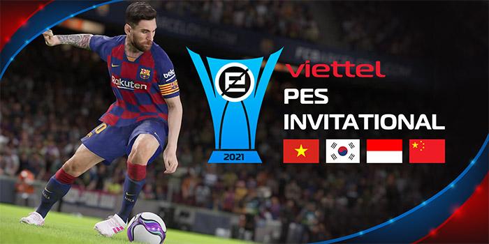 """Viettel Media công bố giải đấu """"Viettel Pes Invitational"""" với tổng giải thưởng 100 triệu đồng!!!"""