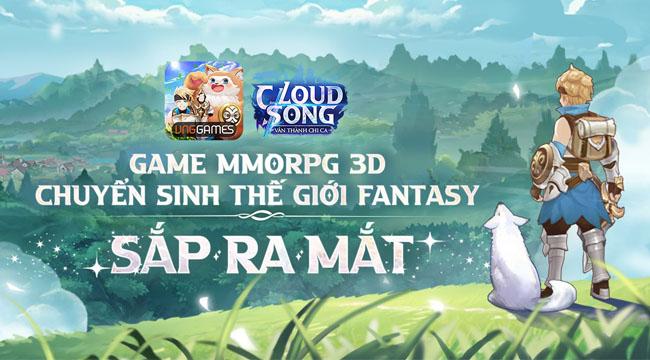 """Cloud Song: Vân Thành Chi Ca – tựa game nhập vai siêu dễ thương mới nhất sẽ về """"nhà VNG"""""""