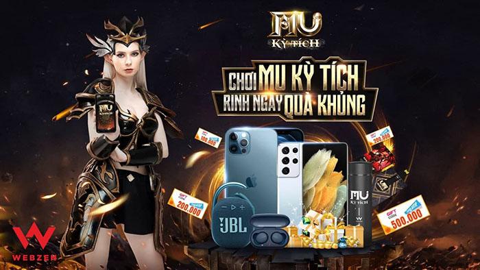 """Sau 7 ngày ra mắt, MU Kỳ Tích đã nhanh chóng trở thành một """"thế lực"""" của làng game Việt"""