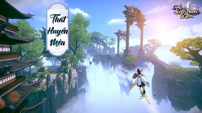 Phàm Nhân Tu Tiên 3D tự tin là tựa game chuẩn nguyên tác nhất có thể