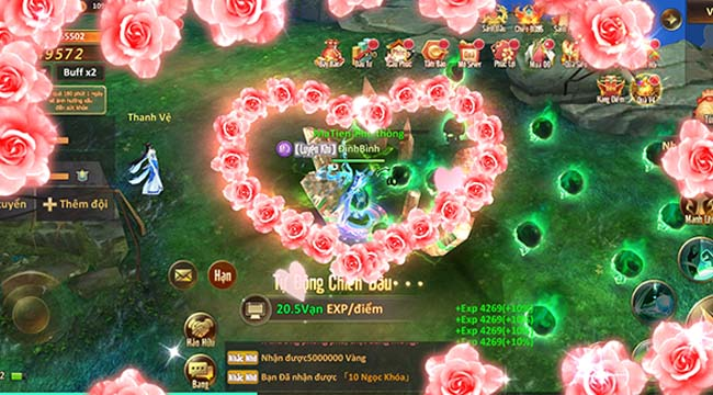 """Chơi Tam Sinh Kiếp Mobile, mới thấy chữ """"tình"""" trong cả thế giới tiên kiếm hiệp"""