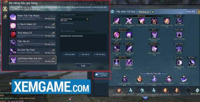 Sổ tay nâng cấp sức mạnh mà người chơi nào cũng cần biết trong Cổ Kiếm Kỳ Đàm Online