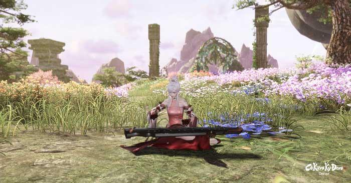 Vô vàn hoạt động để game thủ giải trí trong Cổ Kiếm Kỳ Đàm Online
