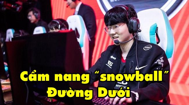 """LMHT: """"Thần tiễn"""" Viper chia sẻ kinh nghiệm snowball khi chơi Xạ Thủ"""