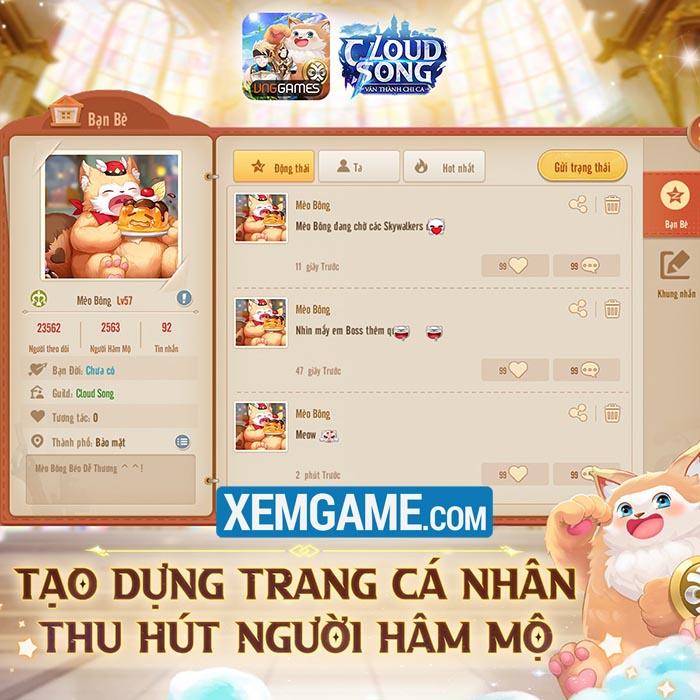 Cloud Song VNG mở sự kiện đăng ký sớm với quà khủng đến 1 tỷ đồng !!!