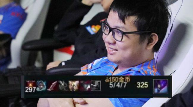 """SofM lập kỷ lục với Kha'Zix, fan Trung Quốc đồng loạt hô """"biến thái"""""""
