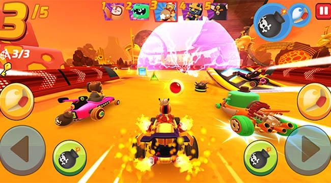 Starlit Kart Racing – game đua xe thú đầy màu sắc để quay ngược thời gian về tuổi thơ
