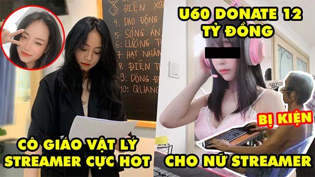 Stream Biz: Cô giáo Vật Lý Minh Thư là một streamer – Ông bác U60 chi 12 tỷ donate bị kiện