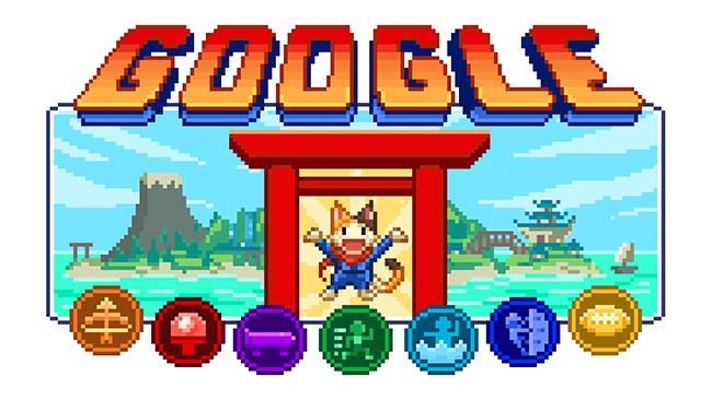 Doodle Champion Island Games – toàn tập tựa game giải trí cổ động cho Olympic