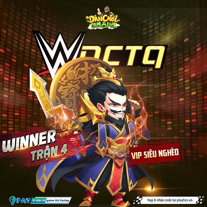 """Các Dân Chơi Tam Quốc đang chiến nhau """"khô máu"""" với giải đấu WWE: Đấu Vật Giải Trí"""