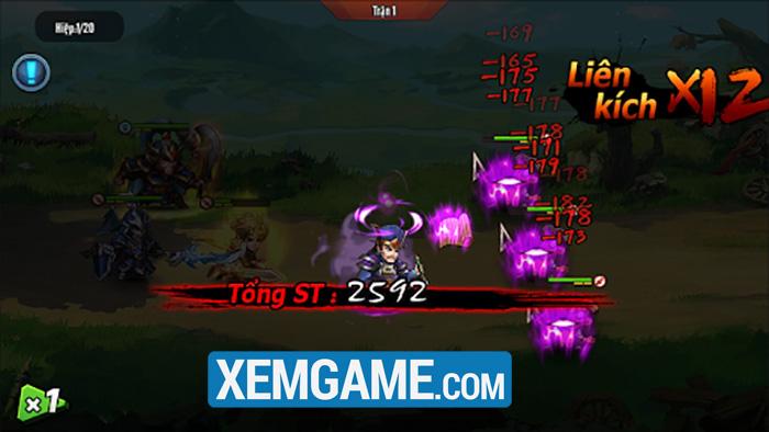 Biệt Đội 3Q | XEMGAME.COM