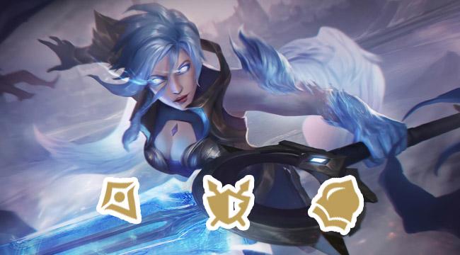 ĐTCL: Hướng dẫn đội hình hỗn hợp Thiết Giáp – Chiến Binh – Vệ Binh cực mạnh ở giữa game