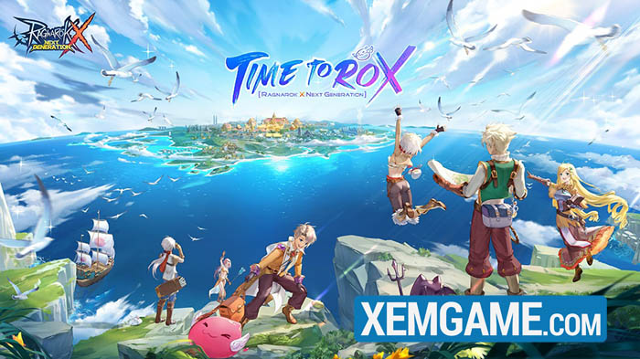 Ragnarok X: Next Generation | XEMGAME.COM