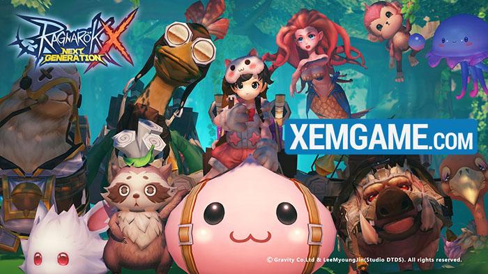 Ragnarok X: Next Generation sẽ cập bến Việt Nam vào ngày 01/09