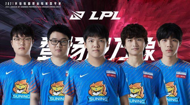 LMHT: Suning Gaming chính thức vào playoffs LPL mùa Hè 2021