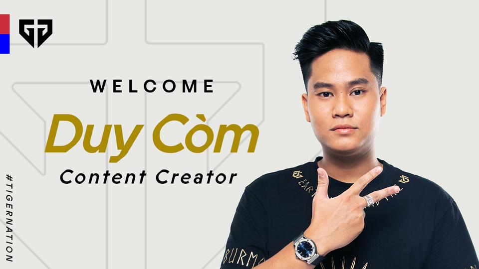 Theo chân Hà Tiều Phu, một content creator của VN chính thức gia nhập Gen.G