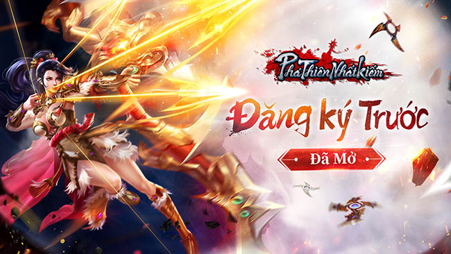 Phá Thiên Nhất Kiếm – SkyBlade chuẩn bị chính thức phát hành ở Việt Nam