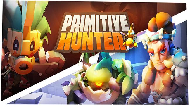 Primitive Hunter – ARPG mới lạ lấy bối cảnh thời tiền sử