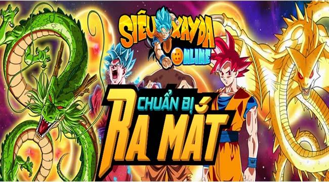 Siêu Xayda Online: Cuộc Chiến Vũ Trụ – game dành riêng cho fan của Dragon Ball