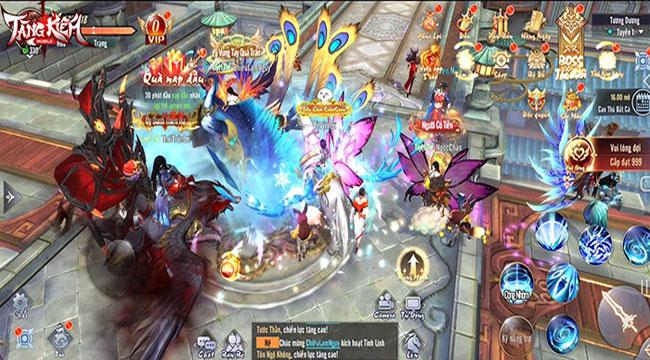 Tàng Kiếm Mobile – game nhập vai cày cuốc hấp dẫn sắp được SohaGame cho ra mắt