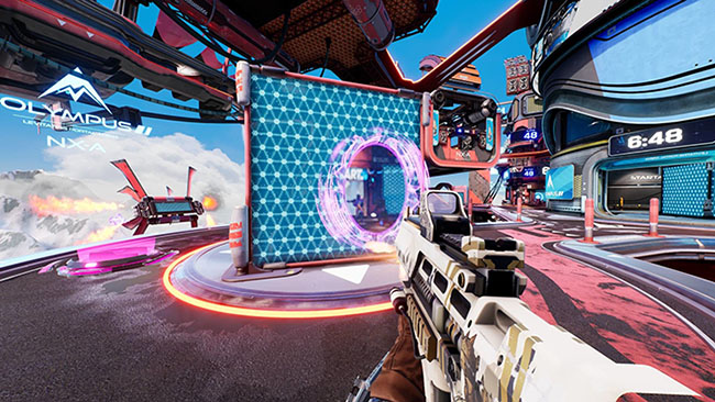 Thử ngay Splitgate: Game bắn súng kết hợp cơ chế dịch chuyển tức thời thú vị