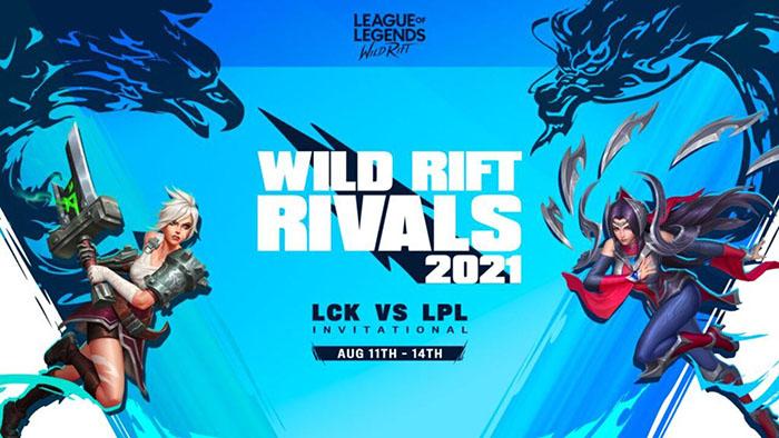 Theo chân ông anh PC, LMHT: Tốc Chiến tổ chức giải đấu Rift Rivals cho 2 khu vực LCK và LPL