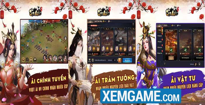Tân Tam Quốc iTap | XEMGAME.COM