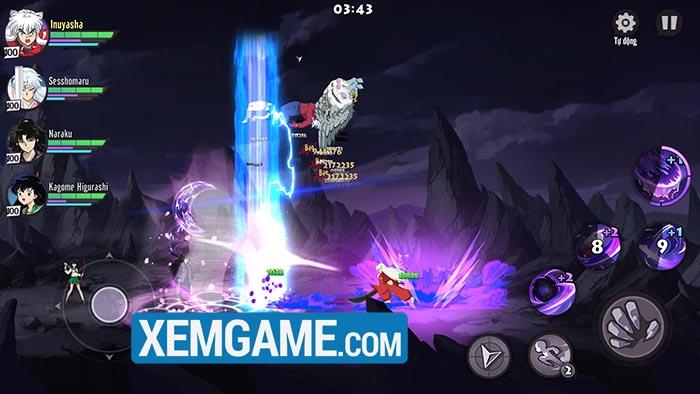 Khuyển Dạ Xoa Truyền Kỳ | XEMGAME.COM