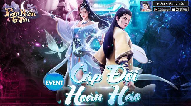 """NPH Funtap khiến cộng đồng game thủ shock vì sự """"bạo chi"""" cho sự kiện Phàm Nhân Tu Tiên 3D"""
