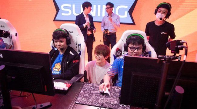 """Suning Gaming là đội có """"phong cách LCK"""" nhất ở LPL Hè 2021"""