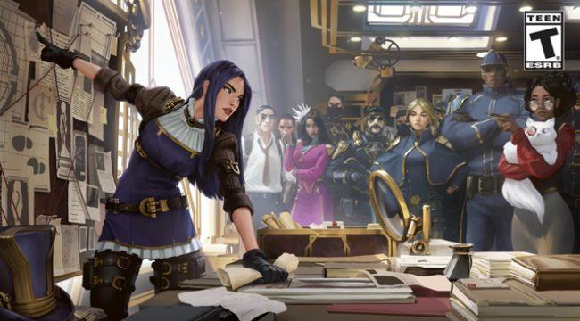 Caitlyn siêu ngầu trong Huyền Thoại Runeterra, game thủ LMHT đòi Riot nâng cấp hình ảnh