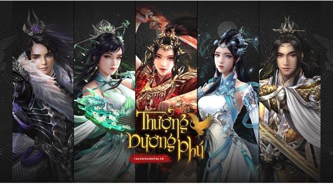 Thượng Dương Phú – game nhập vai mang đậm màu sắc Cung Đấu