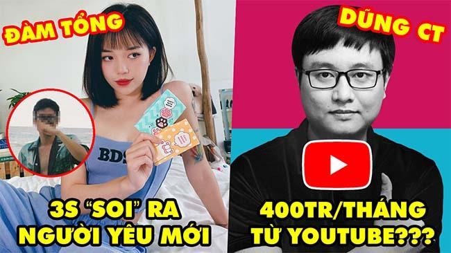 Stream Biz 104: Mất 3s để fan tìm ra người yêu Linh Ngọc Đàm, Dũng CT thu gần 400 triệu tháng từ YT?