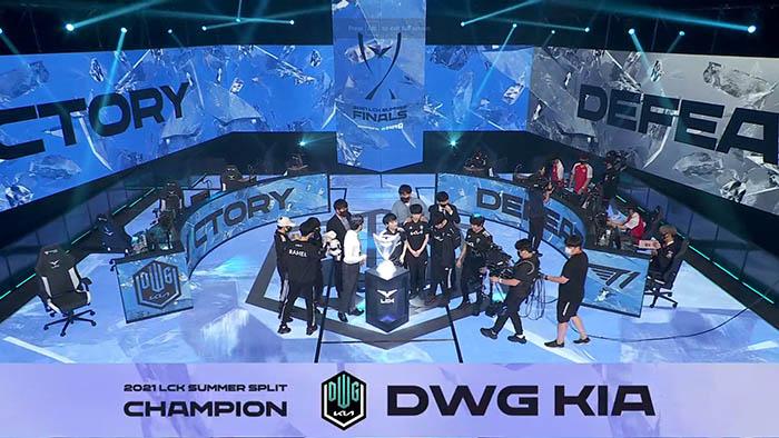LMHT: Hàng loạt kỷ lục được lập nên trong trận chung kết giữa DK và T1