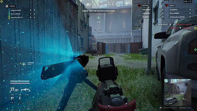 Nine to Five – game bắn súng vừa cập bến trên Steam miễn phí