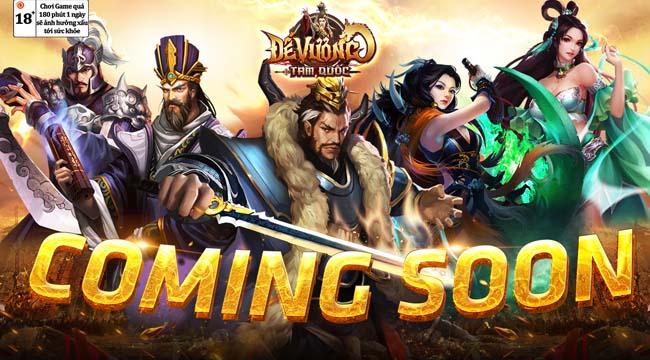 Đế Vương Tam Quốc – game chiến thuật 3Q sắp được Funtap ra mắt