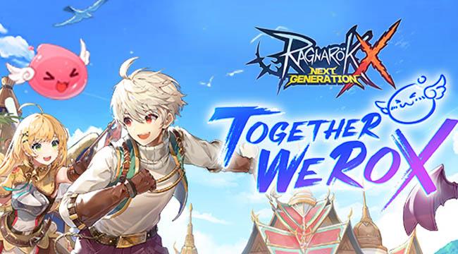 Ragnarok X: Next Generation chính thức ra mắt tại Việt Nam, tải ngay để nhận phần thưởng giới hạn