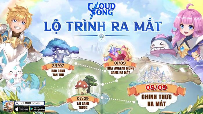 Cloud Song VNG: Vùng đất hứa của người yêu thích thể loại anime, manga