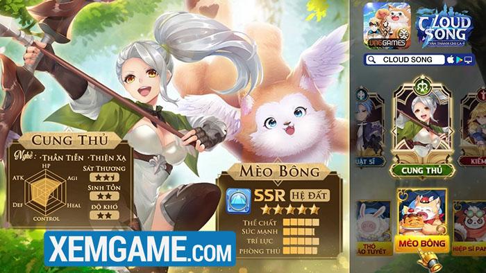 Cloud Song VNG chính thức ra mắt game thủ Việt sáng nay