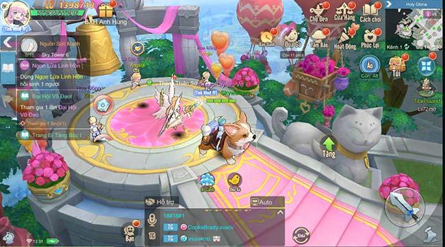 """Trải nghiệm Cloud Song VNG: Gameplay đa dạng, cộng đồng """"chất chơi"""""""