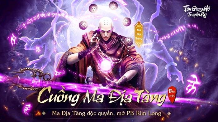 """Tân Giang Hồ Truyền Kỳ tung bản update """"sương sương""""với loạt thay đổi mới lạ"""