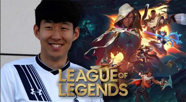 LMHT: Hóa ra cầu thủ Son Heung-min cũng là fan cứng của LMHT
